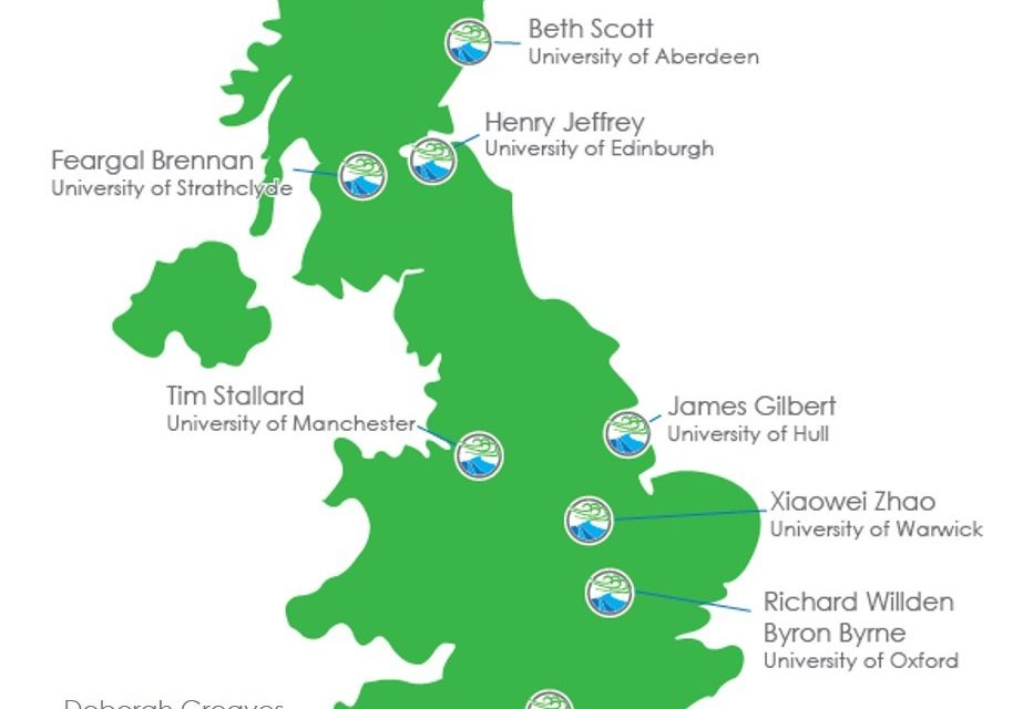 ORE Hub awards almost £1million to UK universities to advance research investigating