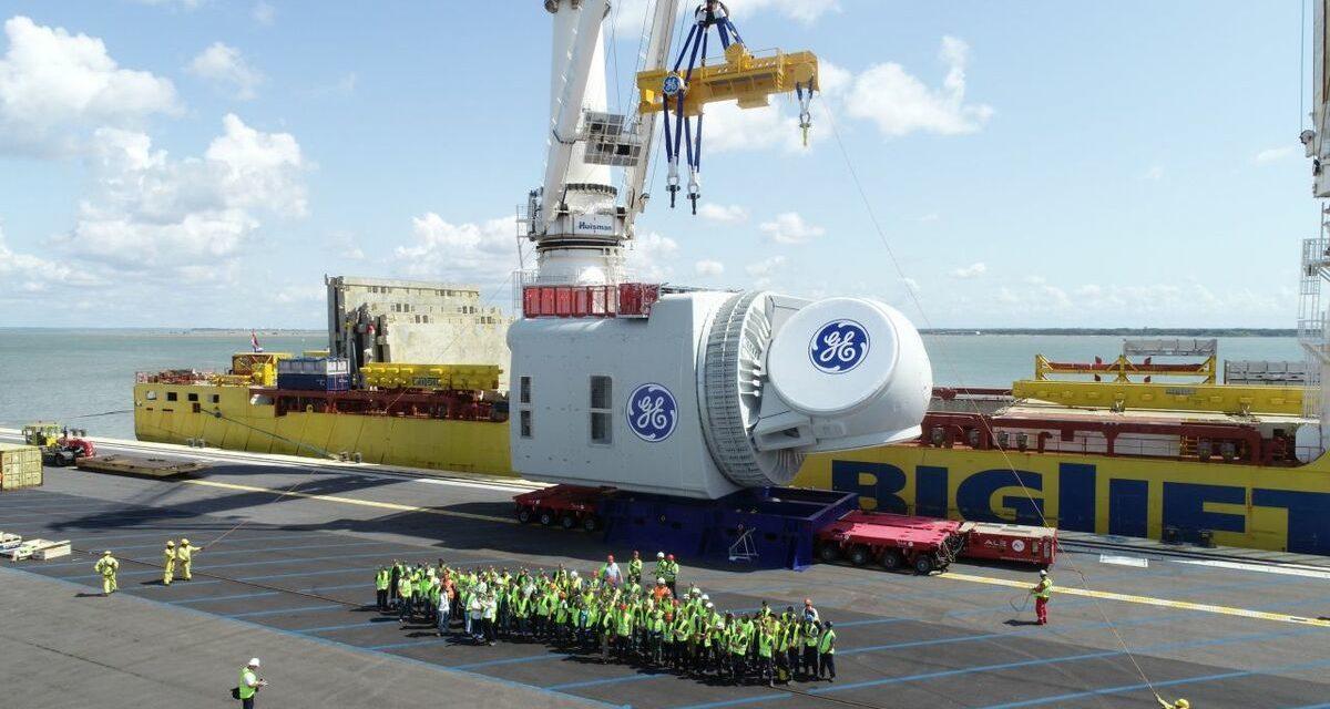 General Electric : Quels sont les financements en R&D pour Haliade-X 12 ? ITV de Stéven Curet Président de GE Wind France