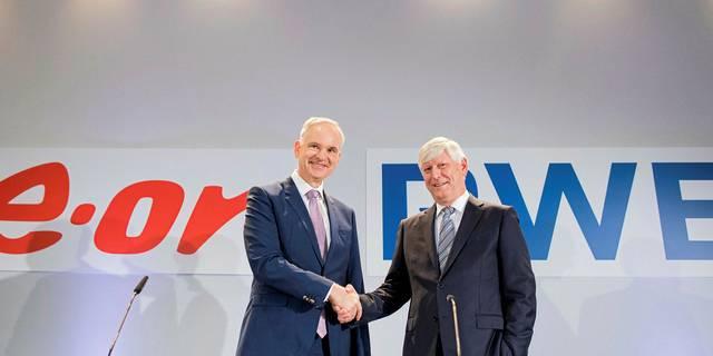 Innogy, partenaire d'EDF Renouvelables et d'Enbrigde pour le parc éolien en mer de Dunkerque, change de main