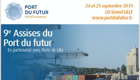 EDM CEREMA Port du Futur 2019