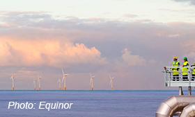 Kvaerner développera ses activités dans l'éolien flottant