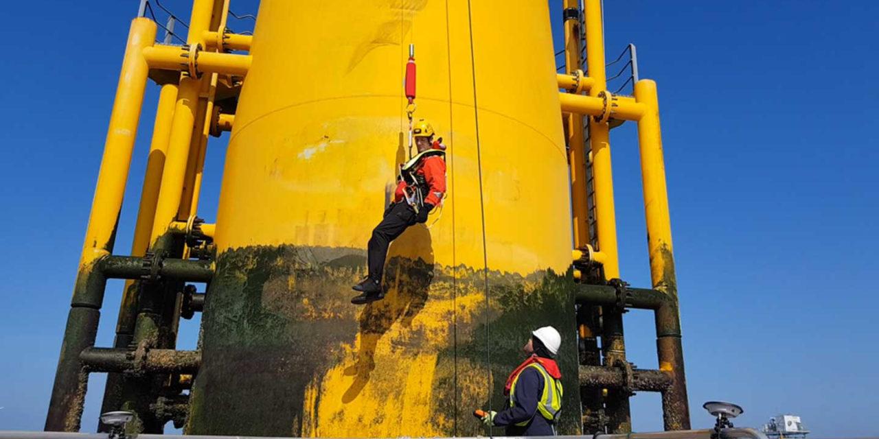 Sécurité en mer : Ørsted prend une participation dans Pict Offshore