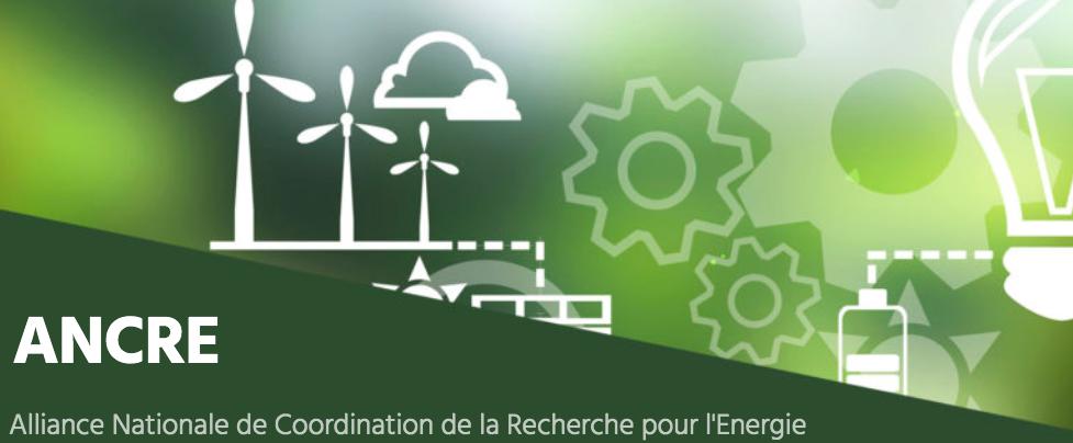 Colloque ANCRE pour les chercheurs sur Énergies marines-hydrauliques-éoliennes