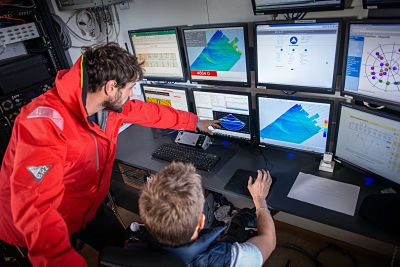 RTE a lancé les études pour le parc éolien en mer de Dunkerque.