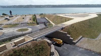 Port de Brest – Toujours d'actualité, le projet en détail de l'aménagement du Polder présenté le 22/11/2016