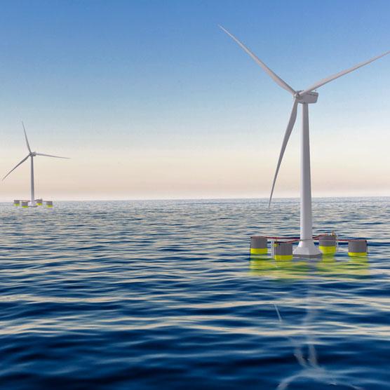 CETEAL qui développe un flotteur pour les éoliennes en mer monte en puissance