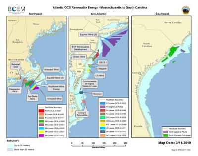 Le Massachusetts a choisi la proposition de Mayflower Wind