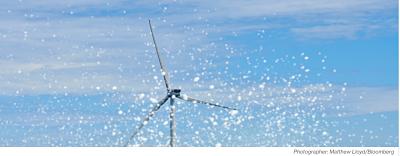 Ørsted : l'annonce de la prise en compte des turbulences dans l'éolien offshore a retentit sur le titre en bourse