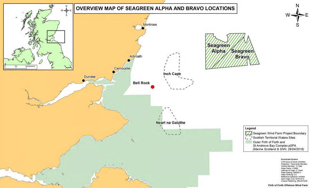 SSE Renewables a choisi Nexans pour ses deux parcs Seagreen Alpha et Bravo