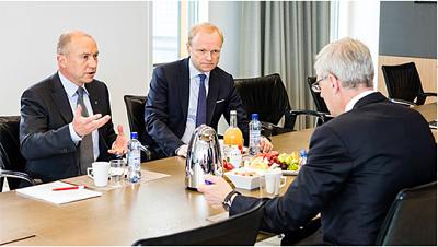 Fortum, Statkraft et Vattenfall encouragent l'UE à renforcer son ambition climatique pour atteindre les objectifs de l'Accord de Paris.