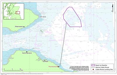 EDF lance la construction du parc éolien en mer de « Neart na Gaoithe » avec ESB