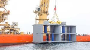 EurObserv'ER publie son premier baromètre des énergies marines
