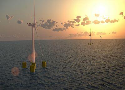 Comment Naval Energies a-t-elle pu adapter son flotteur pour l'éolienne de MHI-Vestas ?