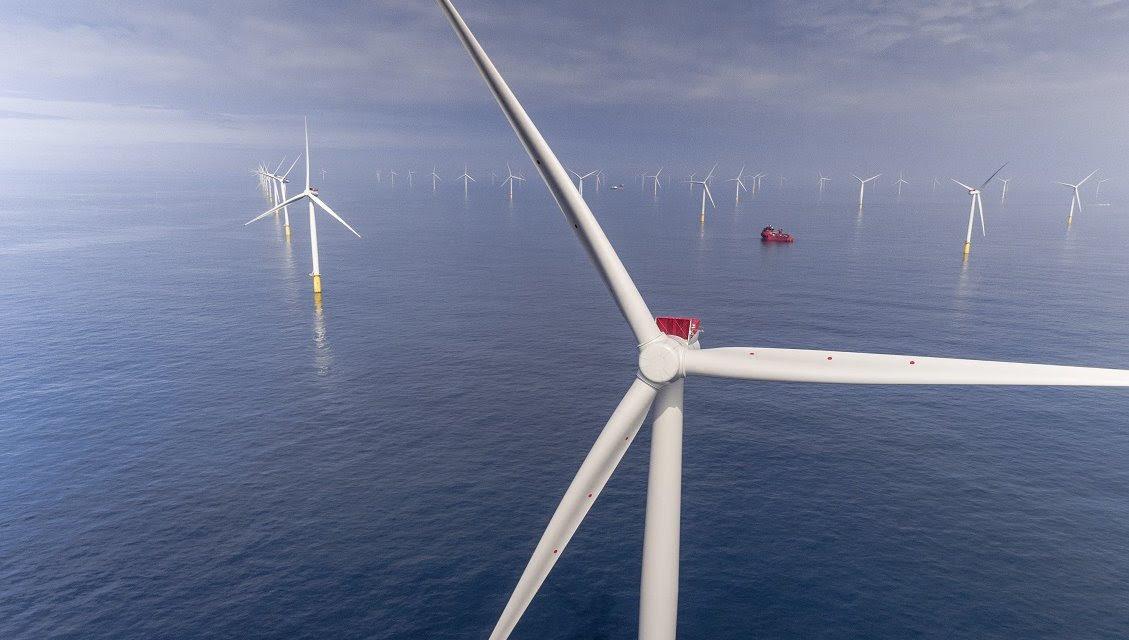 Vattenfall – Siemens-Gamesa une extension pour le parc en mer de HKZ avec une 11 MW