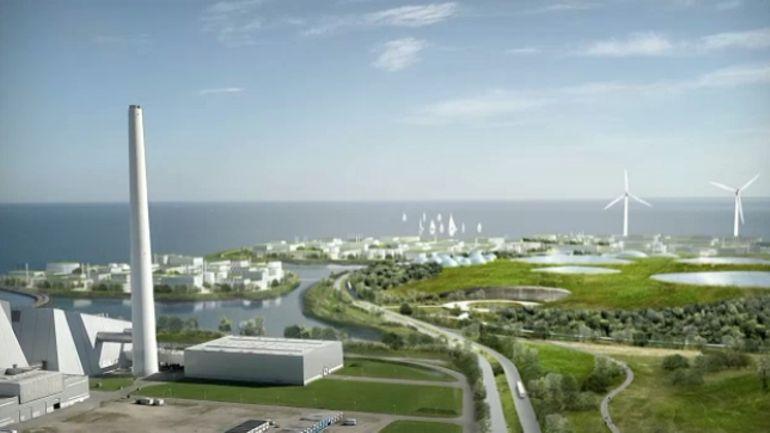 Danemark : € 8,7 millions pour des études destinées à identifier des sites pour 10 GW éoliennes en mer