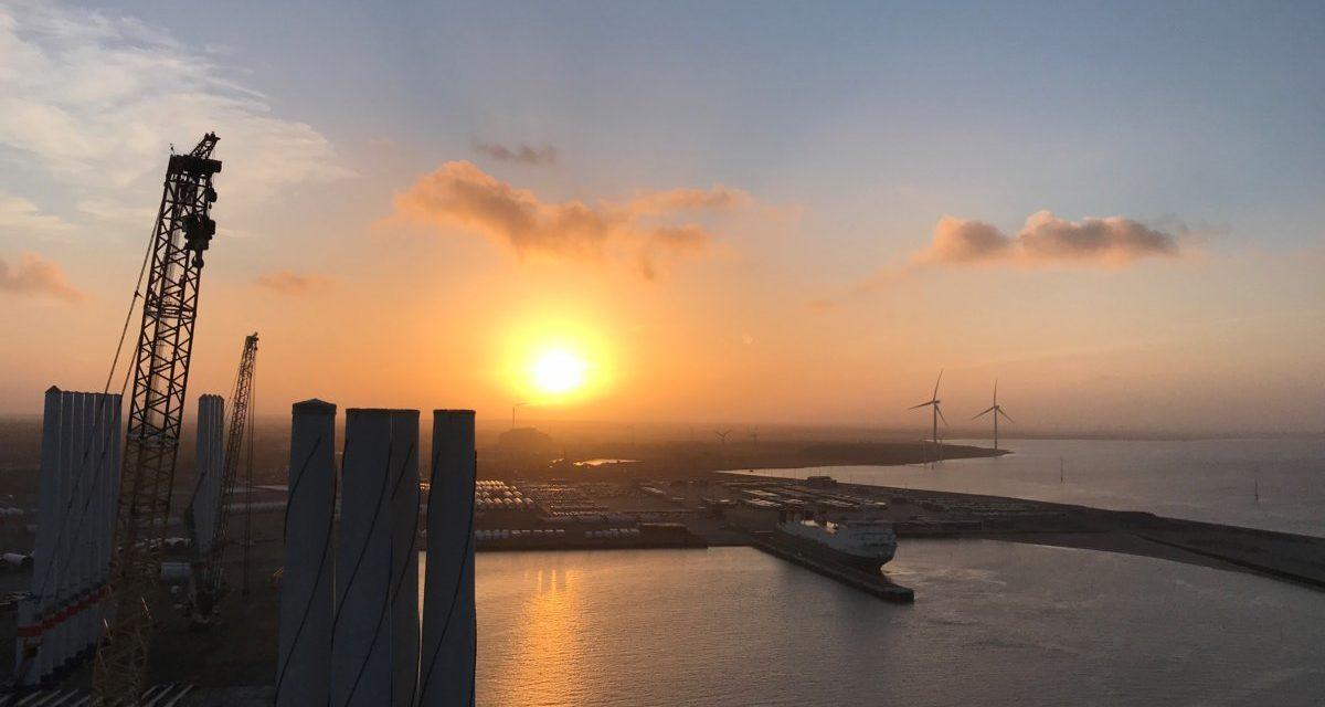 Siemens Gamesa a attribué à FairWind deux nouveaux contrats pour l'assemblage d'éoliennes en mer