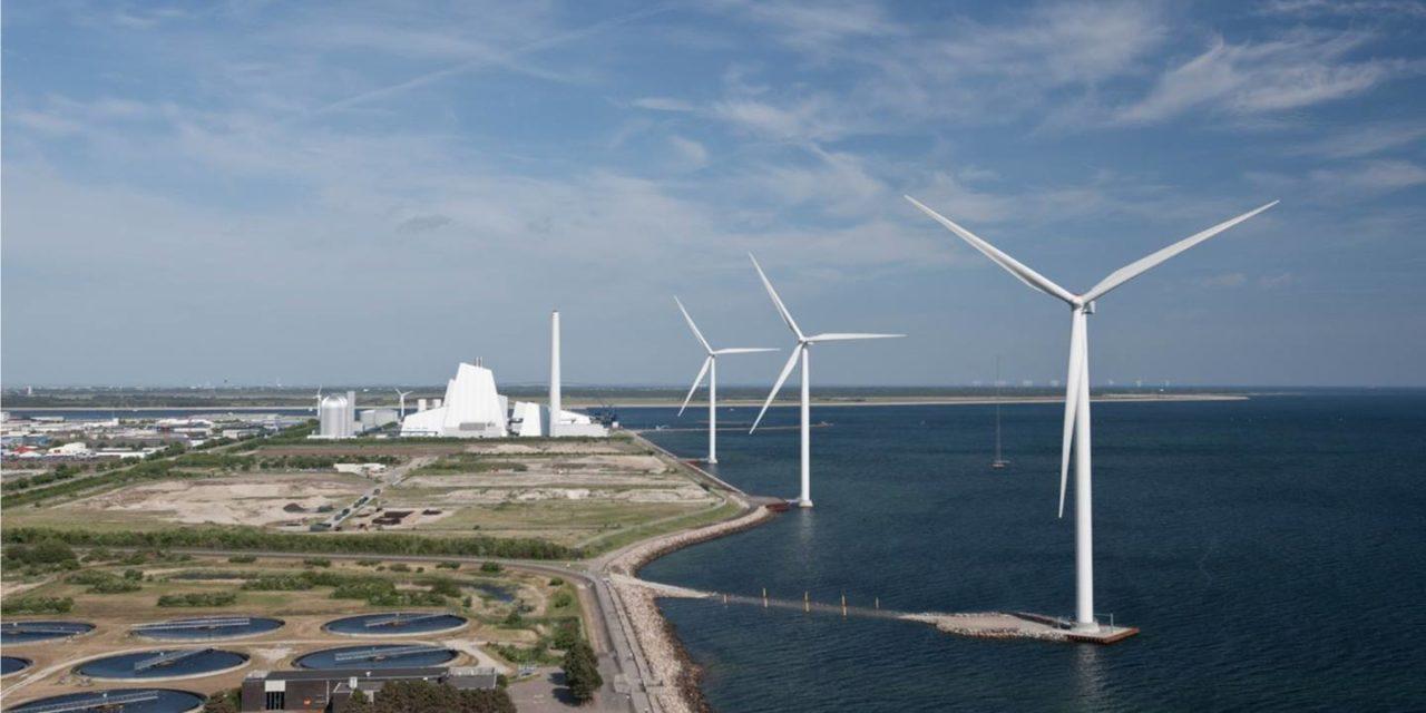 Hydrogène et éolienne en mer font « bon ménage » au Danemark