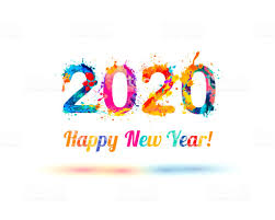 A nouveau Très bonne année – Happy New Year 2020 et des rendez-vous à ne pas manquer