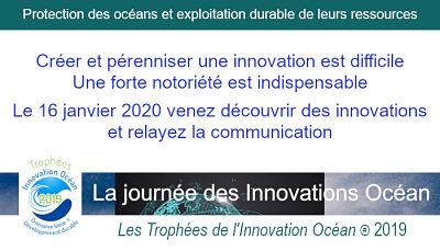 Trophées de l'Innovation Océan®  2ème édition