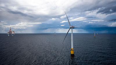 Tribune de Sir Ian Wood président de John Wood Group PLC, « La transition énergétique est en marche, ici et maintenant. »