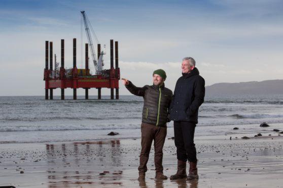 Lancement des études géotechniques pour le parc éolien offshore Neart Na Gaoithe détenu par EDF Renewables