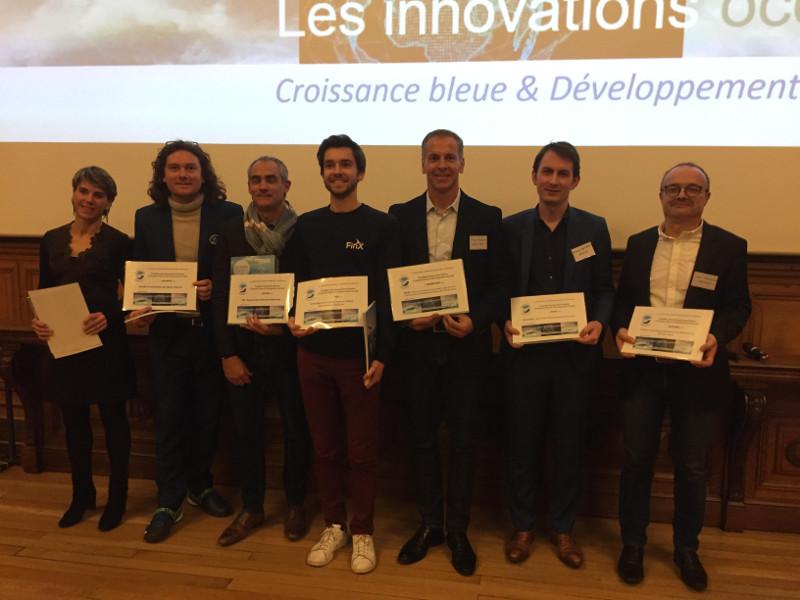 Le jury des Trophées Innovation Ocean 2019 récompense 7 lauréats