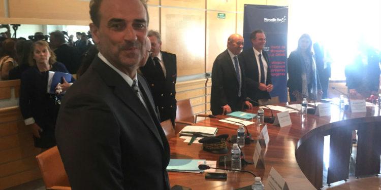 Jean-François Suhas a été élu président du conseil de développement du port de Marseille Fos