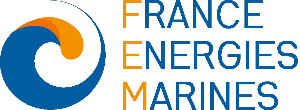 France Energies Marines LOGO rvb
