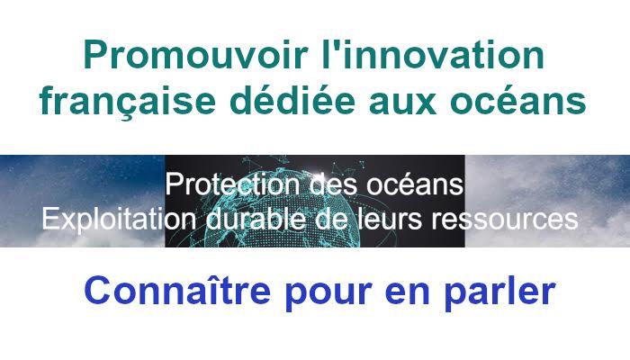 Les Trophées de l'innovation Océan se tiennent le 16 janvier 2020