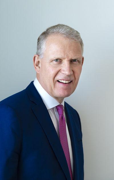 Heiner Markhoff est nommé vice-président de GE Grid Solutions