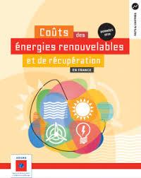 L'Ademe actualise son étude sur les coûts des énergies renouvelables