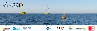 Les 5 lauréats de l'AMI Sea-GRID dévoilés