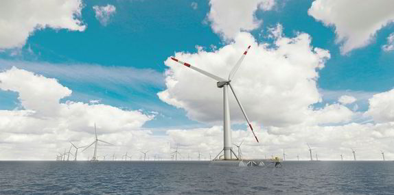 FOWT : RWE Renewables and Saitec Offshore Technologies test innovative floating platform