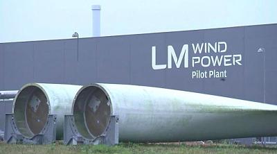 Restructuration chez LM Wind Power au Danemark