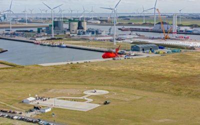 Pays Bas : Eolien en mer et hydrogène font bon ménage !