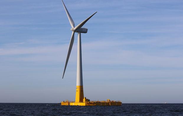 Ideol : point sur le développement de Floatgen à l'international et de l'éolien flottant en France