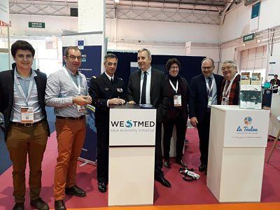 westMED, Plan Bleu, HOMERe, au programme d'Euromaritime pour une méditerranée
