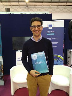 euromaritime #Adopteunchercheur : débat sur l'espace «Recherche » MerVeille Energie