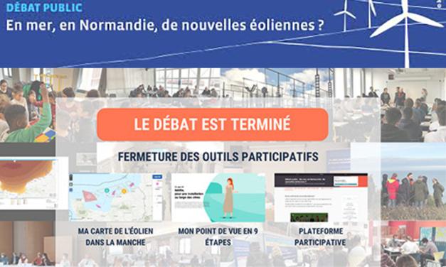 Commission Particulière du Débat Public de Normandie « En mer, en Normandie, de nouvelles éoliennes ? »