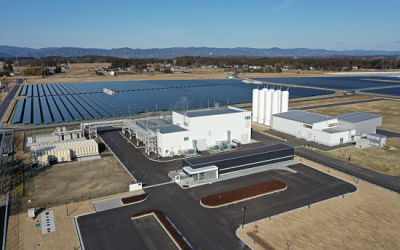 Fukushima a installé le plus grand électrolyseur pour la production d'hydrogène vert