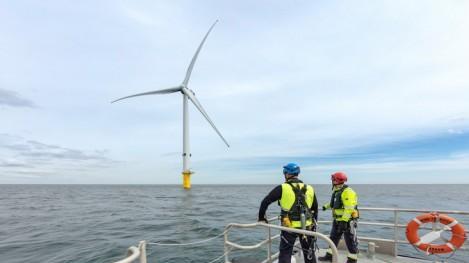 China Energy et EDF ont créé d'une co-entreprise pour développer Dongtai