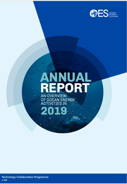 Le Rapport de OES 2019 – energies marines