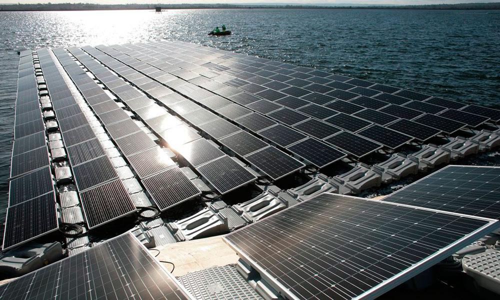 Tractebel développe une centrale photovoltaïque flottante de 15 hectares au Brésil