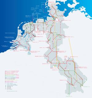 Accord pour la connexion au réseau offshore du Hollandse Kust Zuid