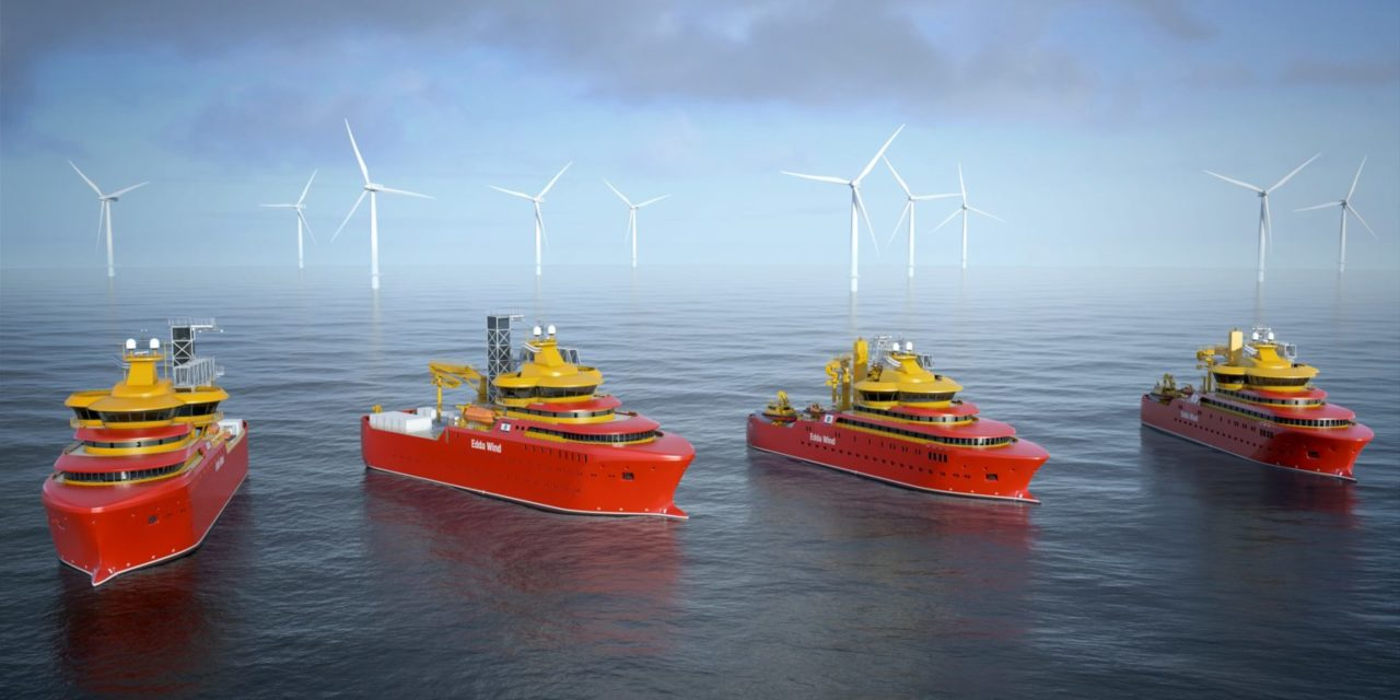 Hydrogène: Østensjø a signé un accord avec MHI Vestas et Ocean Breeze Energy