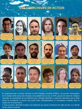 MerVeille Energie #2 est paru – 19 thèses et communications scientifiques sur les énergies renouvelables de la mer