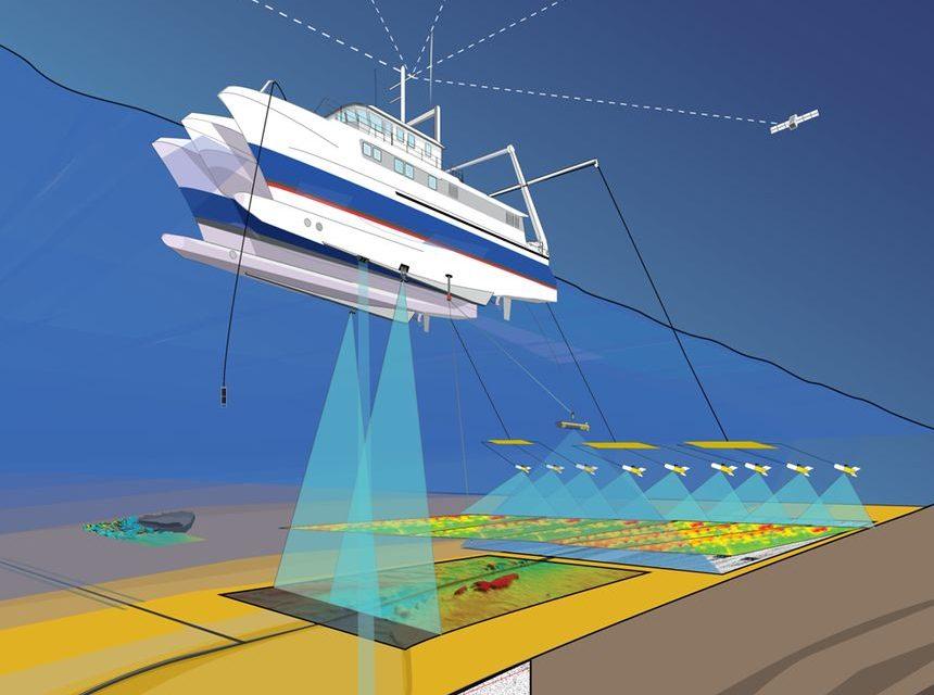 Saint-Brieuc : les études préalables au chantier de raccordement de RTE pour le Parc éolien en mer démarrent
