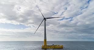Ideol et Kerogen veulent évaluer les avantages de l'utilisation d'éoliennes en mer pour les plateformes pétrolières et gazières