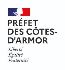 Prefet des cotes darmor Logo