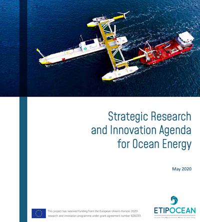 Hydrolien – Houlomoteur – Dessalement – ETM : Programme stratégique de recherche et d'innovation (SRIA) 2020 pour l'énergie océanique